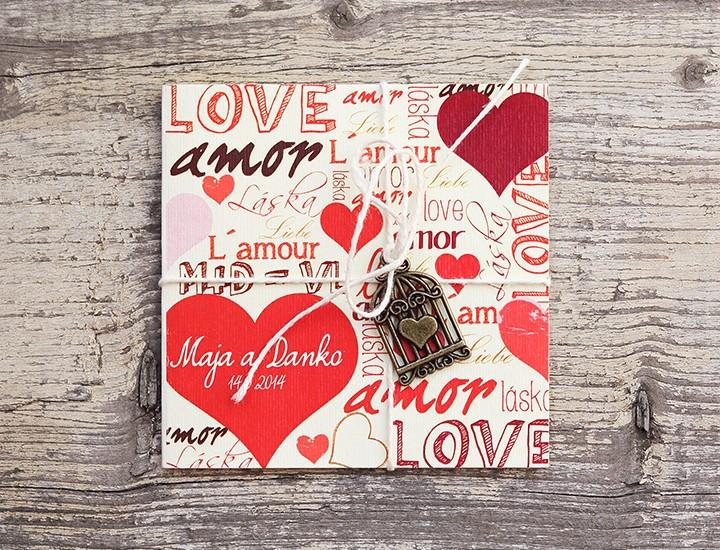 Love/Amor/Láska