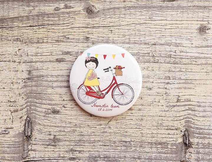 Nevestin team – Bicyklistky