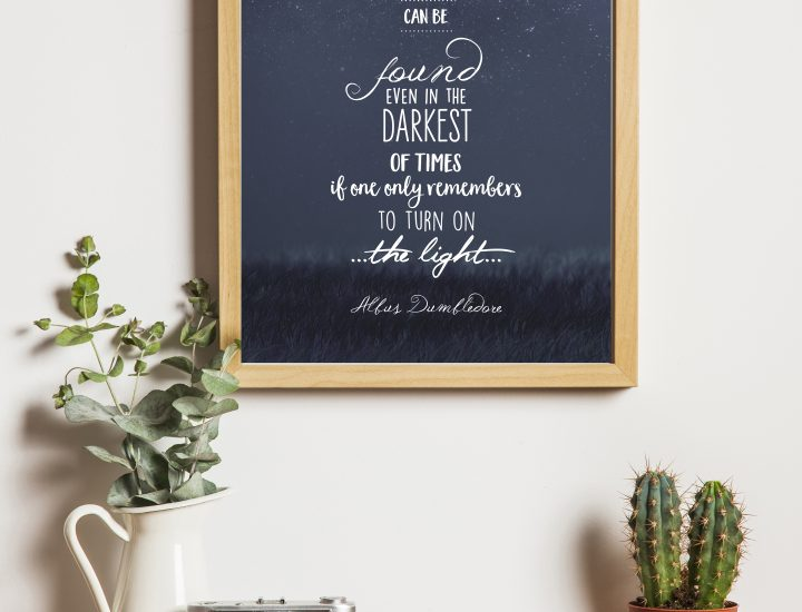 Motivačný plagát