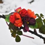 Autumn Queen (kvetinová čelenka)