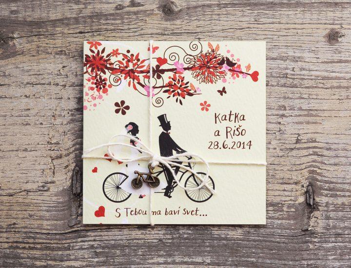 S príveskom – BicycLOVE