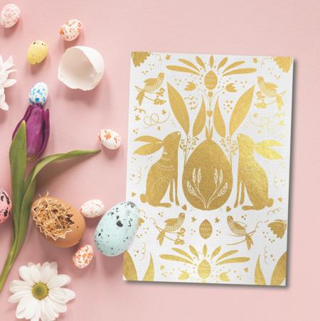 Zajačkovci - zlatá