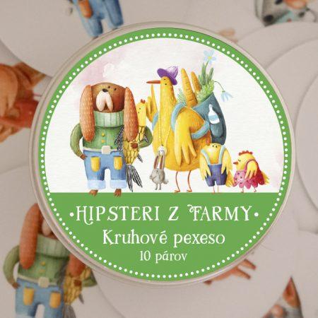 Hipsteri z Farmy