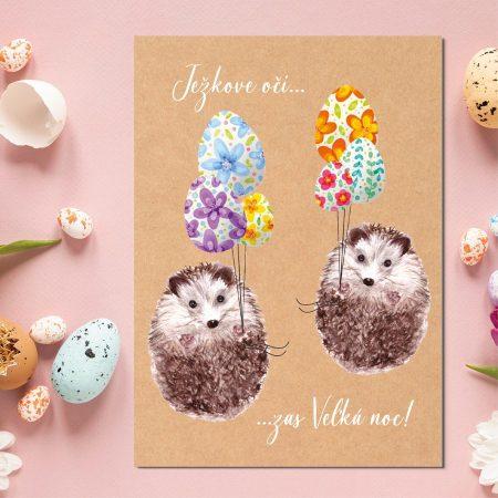 Veľkonoční ježkovia